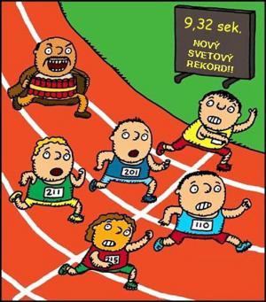 Nový světový rekord v běhu