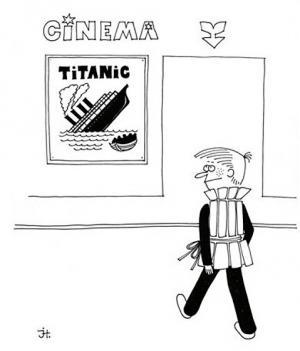 Když jdeš do kina na film, na který se musíš pořádně připravit