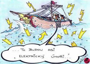 To jsou elektrický úhoři
