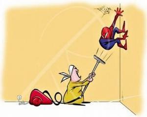 Spider Man na pokraji smrti