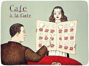 Máme pro váš Café a la Carte
