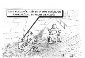 Debata o sociálním zabezpečení