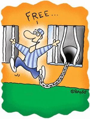 A jsem konečně na svobodě