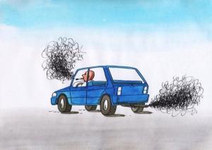 Když pán, tak i jeho auto