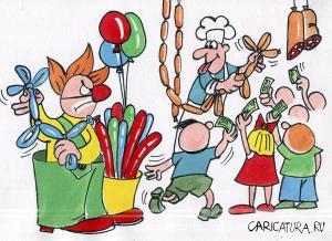 Balónky nebo radši klobásky?