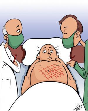 Dva chirurgové v tom mají jasno