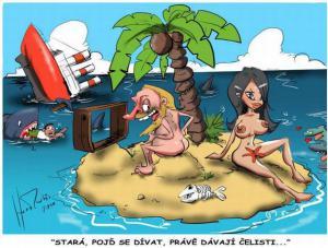 Seriál na pustém ostrově