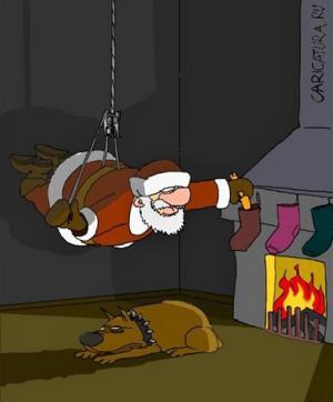 Vychytávky Santa Clause