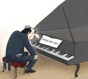 Zmáčkni jakoukoliv klávesu