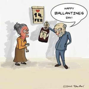 Dárek na valentýna trošku jinak