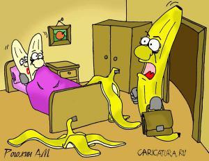 Jak vypadá banánové porno