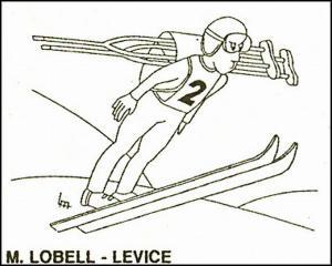 Skokan na lyžích - se vším všudy
