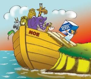 Zvířata na Noemově arše