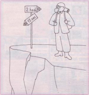 Dlouhá nebo krátká cesta?