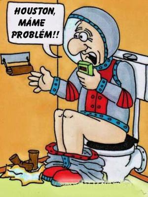 Když jdeš na záchod a něco tam chybí