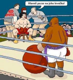 Velmi důležité rady v boxu