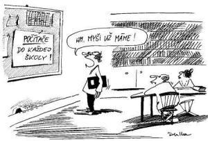 Počítače do každé školy