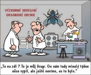Výzkumné oddělení organické chemie