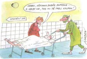 Jak uklidnit pacienta