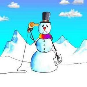 Jak by se odpráskl sněhulák?