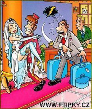 Když ti sluha ukradne nevěstu