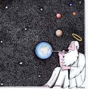 Jak funguje život mimo naši planetu?