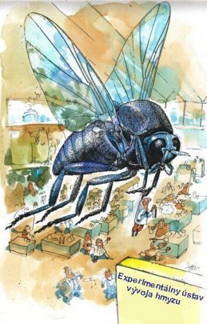 Jak by vypadal svět s obřím hmyzem?