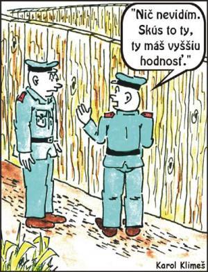 Když se baví dva policisté