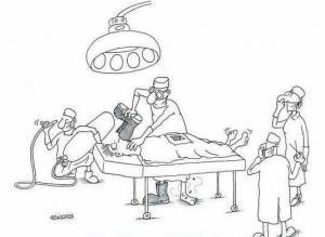 Účinná záchrana pacienta
