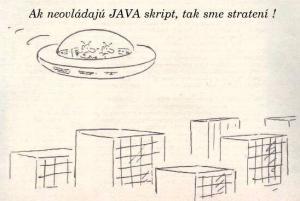 Bez JavaSkript jsou ztraceni