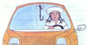 Co si pověsit na přední zrcátko v autě