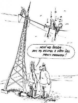 Když jdeš proti proudu