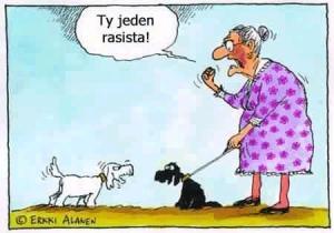 Rasismus mezi zvířátky