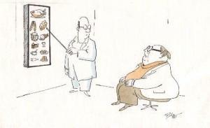 Když jde tlustý pán k doktorovi