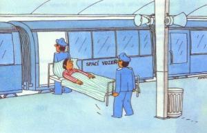 Je na čase navštívit spací vůz