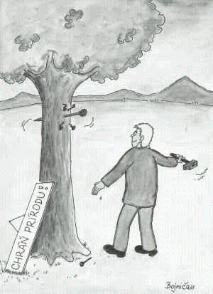 Když lidé chrání přírodu