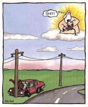 Bůh to trošku neodhadl