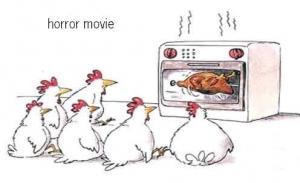 Co je pro kuřata hororový film