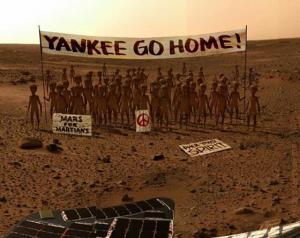 Vzkaz mimozemské civilizace