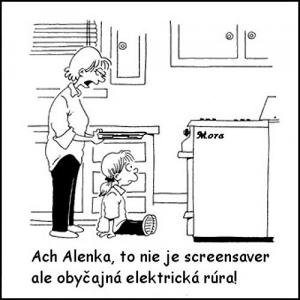 Alenka nezná svoji domácnost