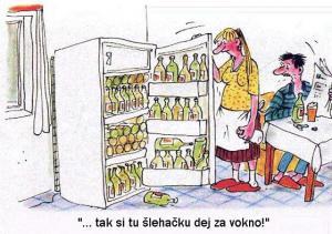 Když máš už plnou ledničku