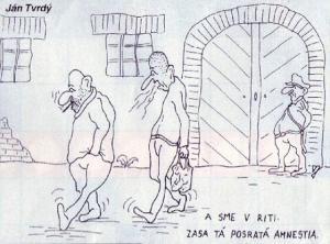 Vězni nechtěná amnestie