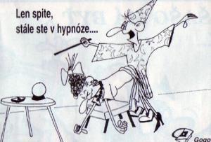 Kouzelník, který zneužil trik