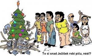 Velké Vánoční překvapení od Ježíška