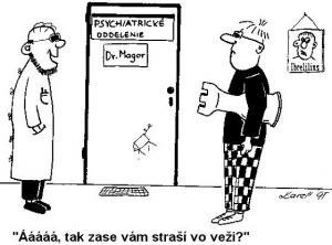 Psychiatrické oddělení