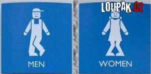 Rozdíl mezi ženou a mužem