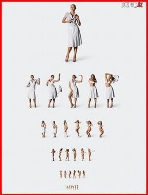 Návod na to, jak se vysléct z šatů