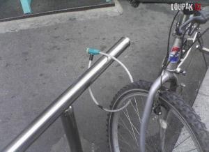 Důležité je mít zamčené kolo