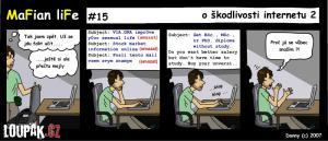 Jak internet škodí lidem
