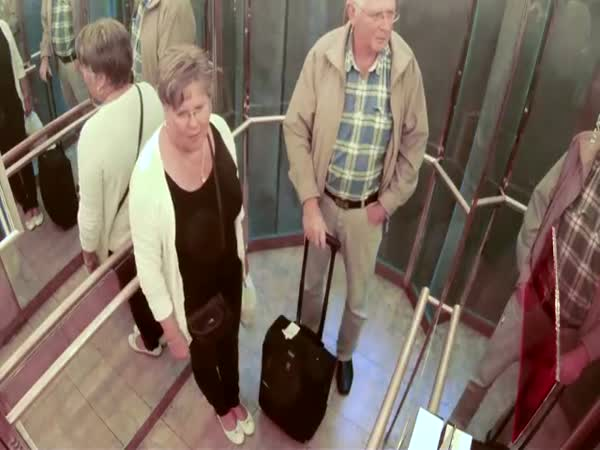 Inteligentní výtah